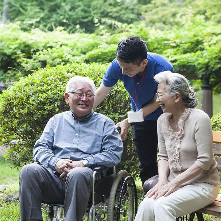 神奈川県で介護職として働く